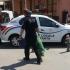Polițiștii locali i-au bombardat cu acțiuni pe comercianții ilegali
