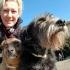 Protest olandez în favoarea câinilor fără stăpân din România