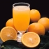 Cremă de fructe proaspete și Crema Curaçao