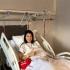 Cristina Neagu, cu zâmbetul pe buze după operaţia la genunchi