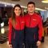 Atleta constănţeană Cristina Bujin, vicecampioană balcanică la triplusalt