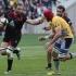 Rugbyștii din România și Georgia vor susține meciuri-test cu echipe din Six Nations