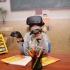 Școala fără teme și cu muzică în pauze devine și școala cu cameră virtuală!
