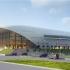 Se pregătește terenul pentru construirea sălii polivalente din Constanța