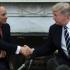 Trump şi președintele Egiptului, prieteni la cataramă