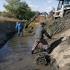 În județul Constanța se curăţă văile pentru prevenirea inundaţiilor
