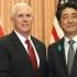 Vicepreședintele SUA și premierul japonez discută despre implicarea Chinei în problema nord-coreeană