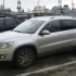 Volkswagen furat din Franța, condus prin Constanţa