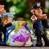 Zeci de funcţionari, trimişi în judecată pentru fraudarea de fonduri europene