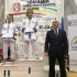 Constănţeanca Daria Kraus, pe podiumul Cupei României de Ju-Jitsu
