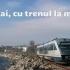 De 1 Mai, la mare cu trenul! Cum evitați aglomerația și beneficiați de reduceri!