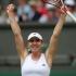 Debut cu dreptul pentru Halep la Wimbledon