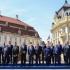 Liderii europeni au semnat DECLARAŢIA de la Sibiu