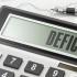 Deficitul bugetului general consolidat, mai mare de peste trei ori
