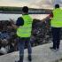 Șlepuri cu peste 1.000 tone de deșeuri, descoperite în Portul Murfatlar