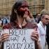 Mulţi tineri britanici, dezamăgiţi de ieşirea din UE