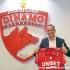 Dinamo Bucureşti, sub patronajul unei societăţi internaţionale