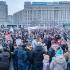 Dosare penale pentru protestatarii din Piața Victoriei