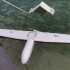 Dronă de mari dimensiuni găsită plutind în Marea Neagră