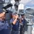 GALERIE FOTO. Forțele Navale Române, furnizor de securitate și de stabilitate în Marea Mediterană