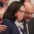 După Martin Schulz, o femeia la conducerea Partidului Social Democrat