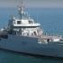 Escală a unei nave militare britanice în Portul Constanța