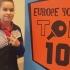 Constănţeanca Elena Zaharia a câştigat Europa Top 10 la tenis de masă