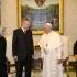 Prima vizită a unui preşedinte turc la Vatican, în ultimele șase decenii