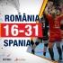 Înfrângere severă pentru România la CM din Japonia