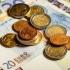 Euro, în creștere față de moneda națională