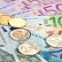 Euro a crescut peste pragul de 4,65 lei