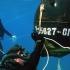 Scafandri militari NATO caută dispozitive explozive marine în apele litorale