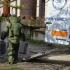 Alertă cu bombă în fața Spitalului Județean Vaslui