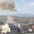 O mașină a explodat la poarta ambasadei Chinei din Kârgâzstan