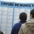 Sute de români rămân fără loc de muncă în prag de sărbători