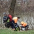 Copil de nouă ani, găsit mort după ce a căzut într-un pârâu
