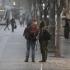Fenomen rar la Ierusalim: ninge pentru prima dată după mulţi ani