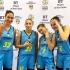 Trei din patru pentru CS Phoenix-Ştiinţa în Cupa României de baschet feminin 3x3