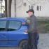 Suspect de furt, depistat de un jandarm