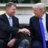 """Klaus Iohannis, alături de Donald Trump la Summitul """"Inițiativei celor Trei Mări"""""""