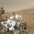 Fotografie deosebită făcută de roverul Curiosity pe Marte