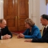 Putin discută cu Dodon despre relațiile dintre Rusia și Republica Moldova