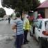 Cutremurător! Mașină răsturnată pe strada Baba Novac din Constanța