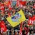 Franţa, paralizată de o grevă generală