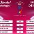 Programul sferturilor de finală ale Cupei României la handbal feminin