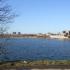 Copil de 9 ani, la un pas de înecare în lacul Fundeni