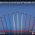 Gafă uriaşă! Au încurcat culorile drapelului la parada de Ziua Franţei