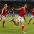 Galezii au învins Belgia şi merg în semifinale