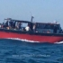 Nave cu sute de migranţi, interceptate în zona Vama Veche - 2 Mai