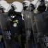 Poliția elenă a făcut uz de gaze lacrimogene în protestul fermierilor